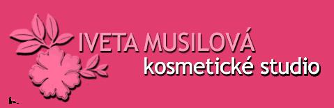 Iveta Musilová – kosmetické studio